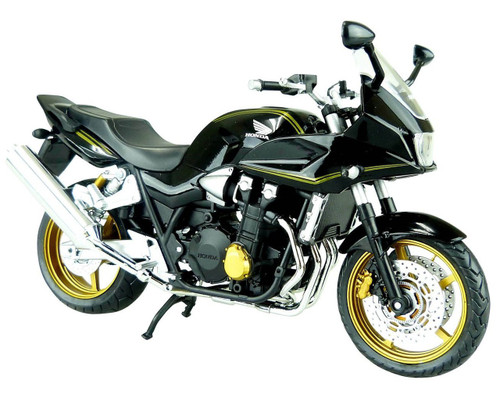 Aoshima Skynet 95348 Honda CB1300 Super Bold'or (Black) 1/12 Scale