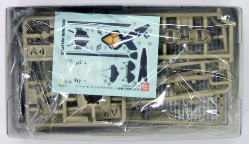 Bandai 063117 Macross VF-171 Nightmare Plus Fighter Mode Non Scale Kit