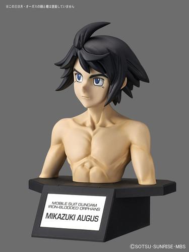 Bandai Figure-Rise Bust 003 Iron-Blooded Orphans MIKAZUKI AUGUS 4549660094456