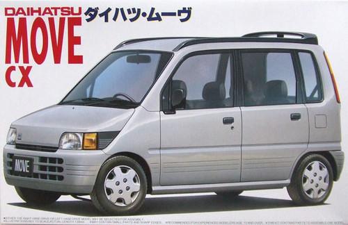 Fujimi ID-30 Daihatsu Move CX 1/24 Scale Kit 033921