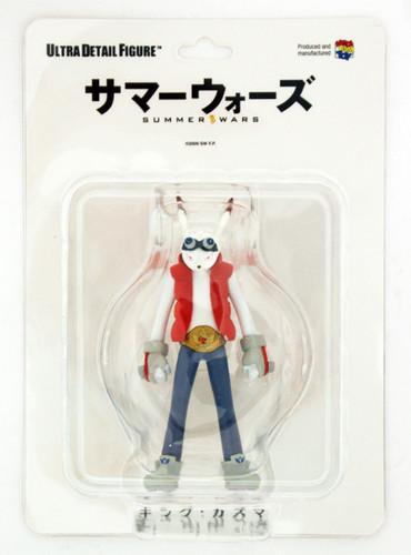 Medicom UDF Ultra Detail Figure Studio Chizu King Kazuma 4533773070018