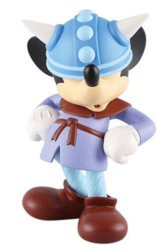 Medicom VCD-115 Disney Mickey Mouse Viking Version Vinyl Figure