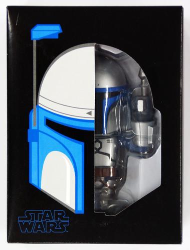 Medicom VCD-124 Star Wars Mini Jango Fett Vinyl Figure