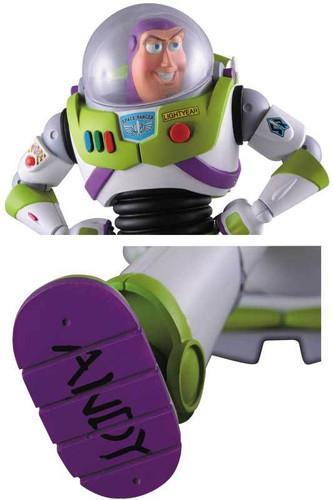 Medicom VCD-160 Toy Story Buzz Lightyear Version2.0 Vinyl Figure