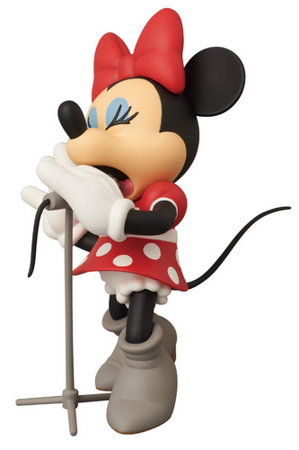 Medicom VCD-199 Disney Minnie Mouse Solo Version Vinyl Figure