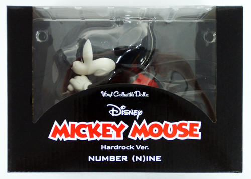 Medicom VCD-223 Mickey Mouse (Hardrock Version) Vinyl Figure