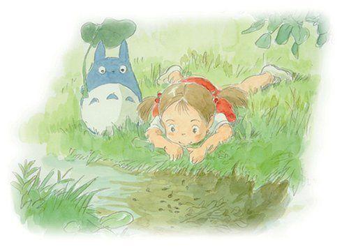 Ensky Jigsaw Puzzle 108-217 My Neighbor Totoro Studio Ghibli (108 Pieces)