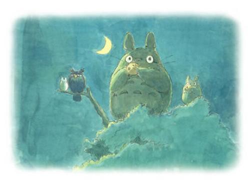 Ensky Jigsaw Puzzle 108-218 My Neighbor Totoro Studio Ghibli (108 Pieces)