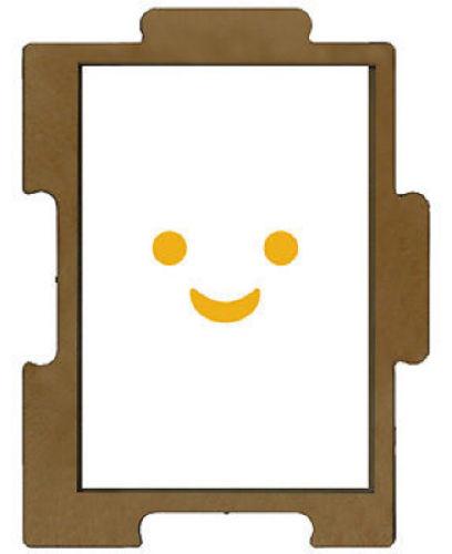 Ensky Jigsaw Puzzle 150-10F Connectable Frame Dark Wood (10x14.7cm)