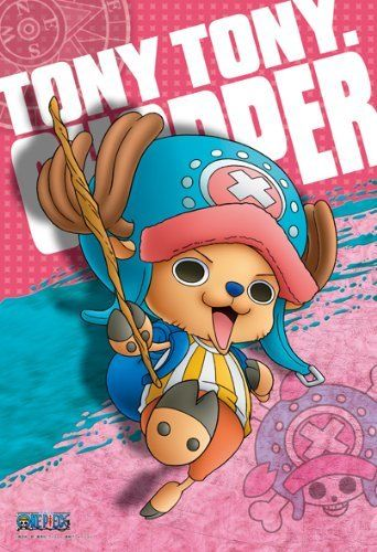 Ensky Jigsaw Puzzle 300-549 One Piece Tony Tony Chopper (300 Pieces)