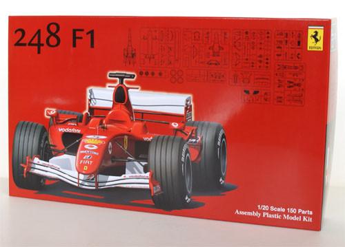 Fujimi GP9 090467 F1 Ferrari 248F1 2006 1/20 Scale Kit