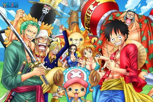 Ensky Magical Piece Jigsaw Puzzle 1000-MG03 One Piece (1000 Pieces)