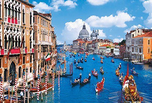 Beverly Jigsaw Puzzle 51-206 City of Water Venice Italy (1000 Pieces)