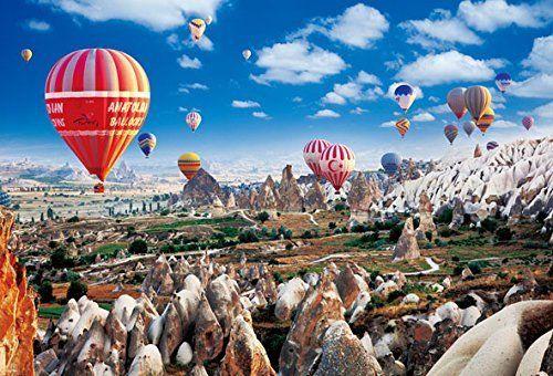 Beverly Jigsaw Puzzle 51-207 Cappadocia Turkey (1000 Pieces)