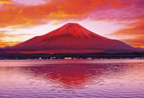 Beverly Jigsaw Puzzle M71-856 Japanese Scenery Mt. Fuji (1000 S-Pieces)