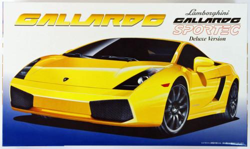 Fujimi RS-04 Lamborghini Gallardo Sportec 1/24 Scale Kit 122595