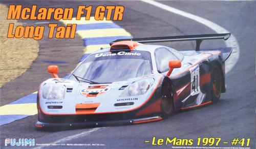 Fujimi RS-45 McLaren F1 GTR Long Tail Le Mans 1997 #41 1/24 Scale Kit