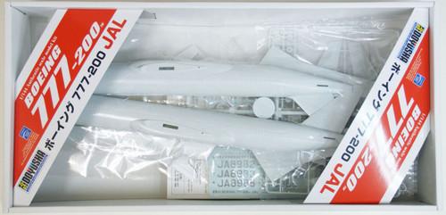 Doyusha 420478 Boeing 777-200 JAL Japan Airlines 1/144 Scale Plastic Kit