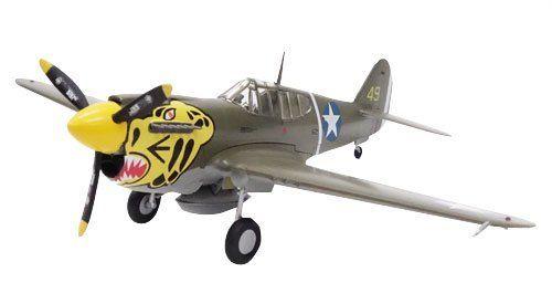 Doyusha 500460 Curtiss P-40 Warhawk 1/72 Scale Pre-painted