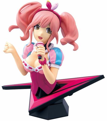 Bandai Figure-Rise Bust 005 Macross Delta MAKINA NAKAJIMA 4549660105169