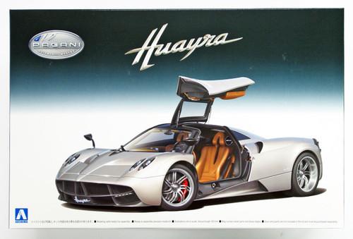 Aoshima 10907 Pagani Huayra 1/24 scale kit