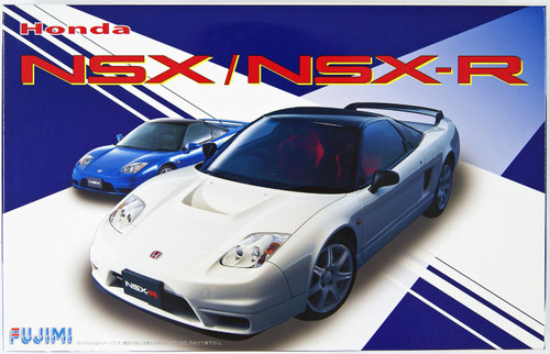 Fujimi ID-38 Honda NSX/ NSX-R 1/24 Scale Convertible Kit 039602