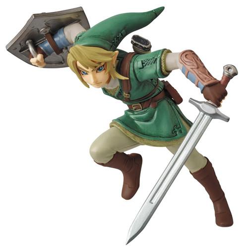 Medicom UDF-312 Ultra Detail Figure Link The Legend of Zelda Twilight Princess HD