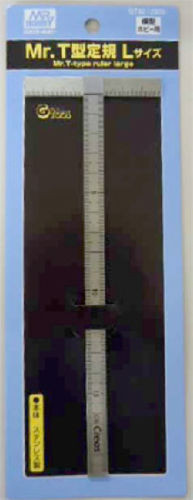 GSI Creos Mr.Hobby GT82 Mr. T Type Ruler Large