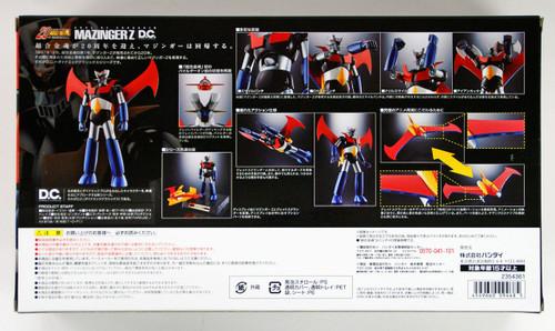 Bandai 094685 Soul of Chogokin Mazinger Z Dynamic Classics Figure