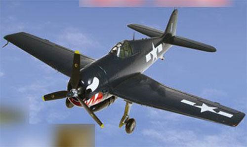 Doyusha 500538 Zero Fighter Type 52 No.14 F6F Hellcat 1/72 Scale Finished Model