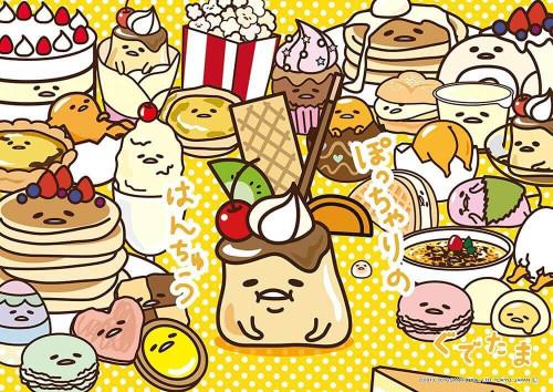 Beverly Jigsaw Puzzle 108-800 Sanrio Gudetama (108 Pieces)