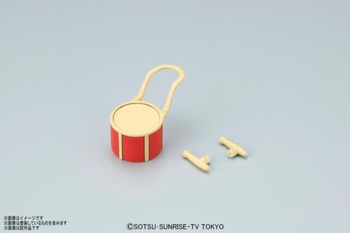 Bandai HG PETIT'GGUY 09 PETIT'GGUY RAPAPAN PURPLE & DRUM 1/144 Scale Kit