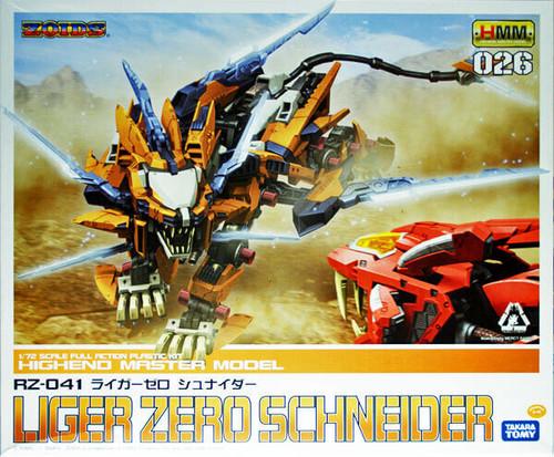 Kotobukiya ZD051 RZ-041 Liger Zero Schnider 1/72 Scale Kit