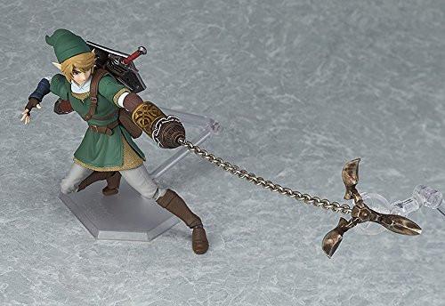 Good Smile The Legend of Zelda figma 320 Link Twilight Princess DX Edition Figure