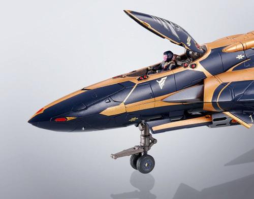Bandai 087496 DX Chogokin Macross Delta SV-262Hs Draken III (Keith Aero Windermere Use) Diecast Figure