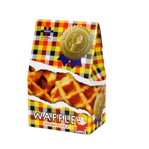 Beverly Jigsaw Puzzle M108-197 Candy Collection Waffle (108 S-Pieces)