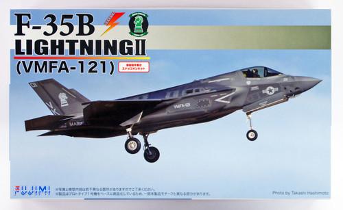 Fujimi BSK-SP 722924 F-35B Lightning II (VMFA-121) 1/72 scale kit