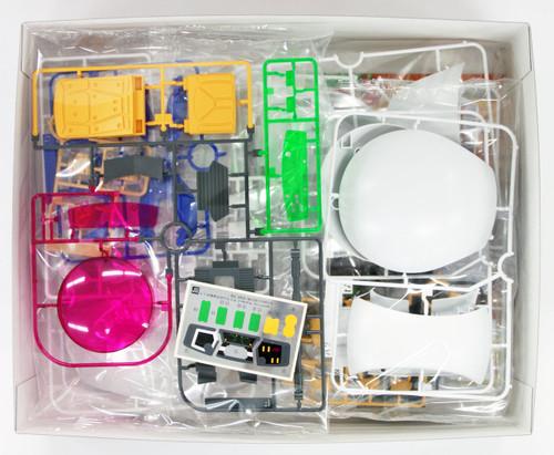 Bandai Figure-Rise Mechanics 105268 Dragon Ball Z SAIYAN SPACE POD Plastic Model Kit