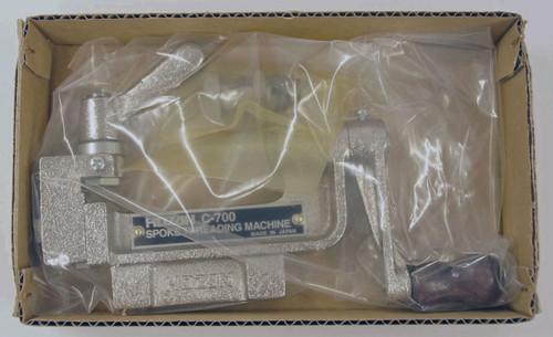 Hozan C-700 SPOKE THREAD CHASER (SILVER) for #14/15