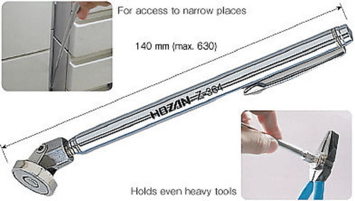 Hozan Z-364 MAGNETIC PICKUP TOOL