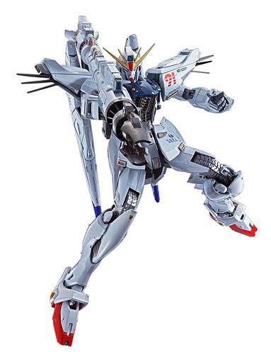 Bandai METAL BUILD Gundam F91 Action Figure