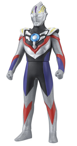 "Bandai Ultra Hero Orb 01 Ultraman Orb (Specium (Spacium) Zeperion) 5.5"" Figure"