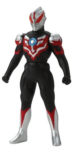 """Bandai Ultra Hero Orb 04 Ultraman Orb (Thunder Breastar) 5.5"""" Figure"""