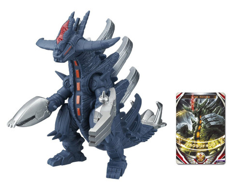 Bandai Ultraman Ultra Monster DX Maga Grand King Figure (4549660077824)