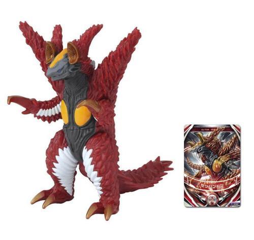 Bandai Ultraman Ultra Monster DX Zeppandon Figure (4549660087038)