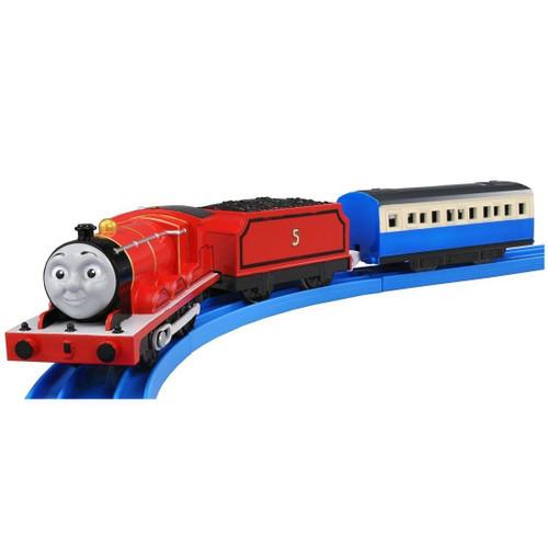 Tomy Pla-Rail Plarail OT-03 Thomas The Tank Engine Talking James (495598)