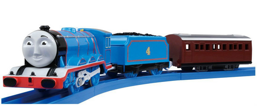 Tomy Pla-Rail Plarail OT-05 Thomas The Tank Engine Talking Gordon (815907)