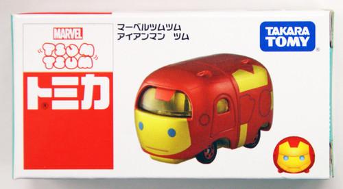 Tomy Tomica Disney Marvel Tsum Tsum Iron Man Tsum Base (4904810872153)