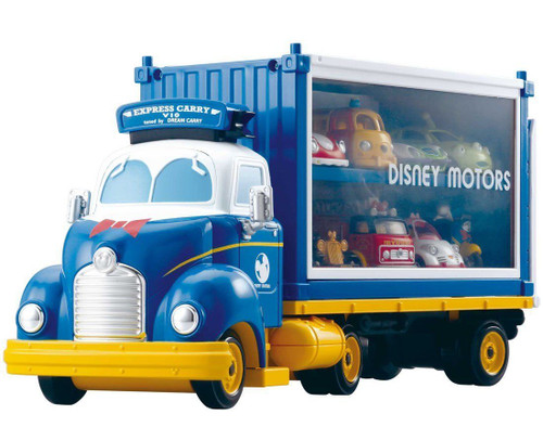 Tomy Tomica Disney Motors Express Carry (4904810844198)