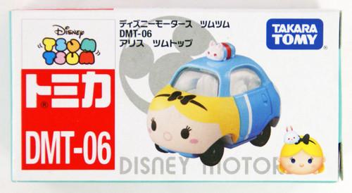 Tomy Tomica DMT-06 Disney Tsum Tsum Alice in Wonderland Tsum Top (4904810851974)